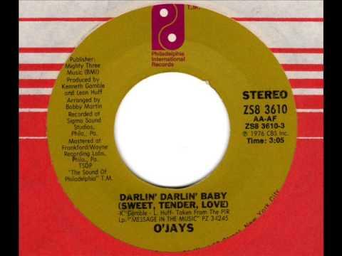 O'JAYS  Darlin' Darlin' Baby (Sweet, Tender, Love) mp3