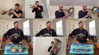 CANTINA BAND / CANTO BIGHT - Star Wars Brass Arrangement