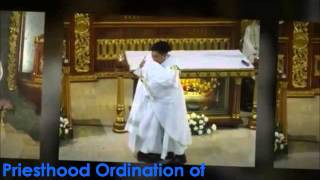 Priesthood Ordination of Rev. Fr. Benjie A. Notarte, SMM