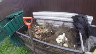 как быстро и качественно сделать компост