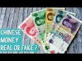 All about Chinese Money + 9 TIPS How to Spot Real from FAKE Bills