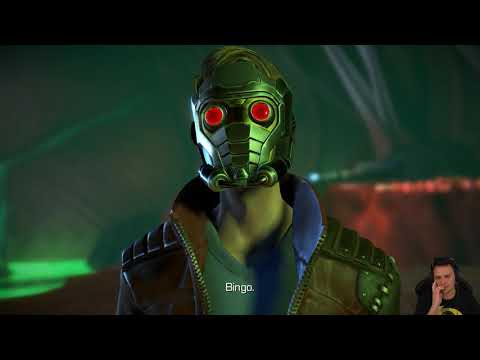 Poświęcenie | Guardians of the Galaxy: The Telltale Series [#3][Epizod 4] HD