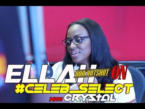 STELLA NANTUMBWE [ ELLAH] ON CELEB SELECT WITH CRYSTAL [ JAN 7th 2017]