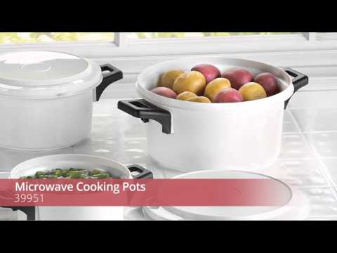 Microwave Cooking Pots 39951