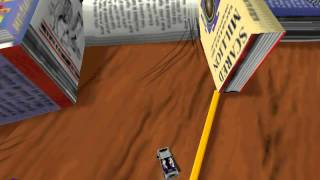 HotWheels Micro Racers (no audio)