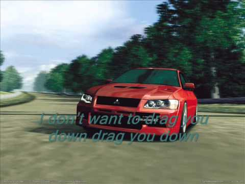 Feeder - Just A Day (Alan Moulder Mix) (Gran Turismo 3 Soundtrack) W/ Lyrics