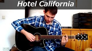 Hotel California - The Eagles (Cover)