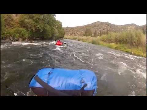 (LIPIFEST) Packrafting Klamath River (One Fall In the West - Episode 4)