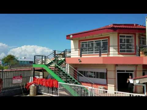 Belize Express water taxi schedule & dock