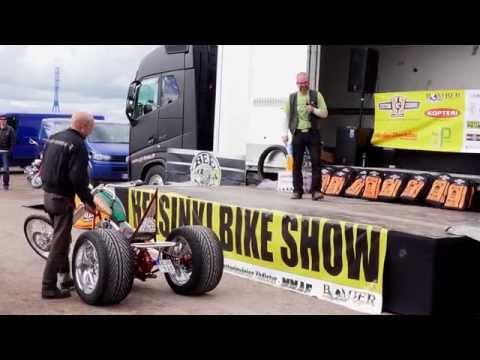 Helsinki Bike Show 2014