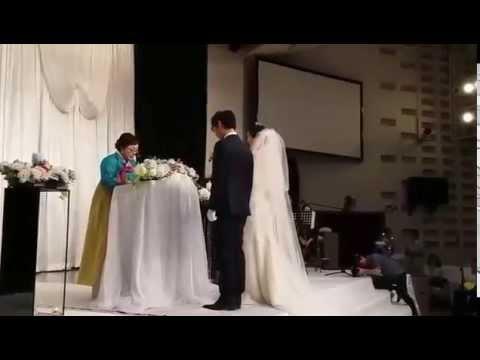 시어머니의 결혼식 축사