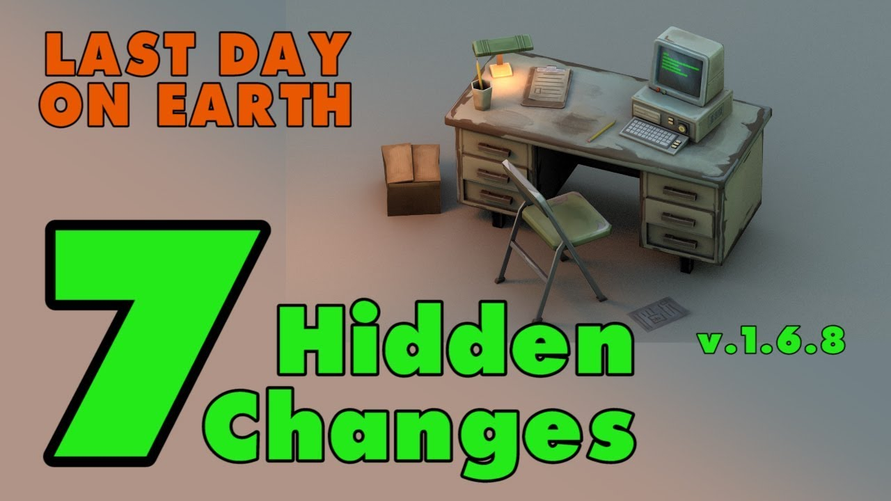 hack last day on earth ios 1.6.7