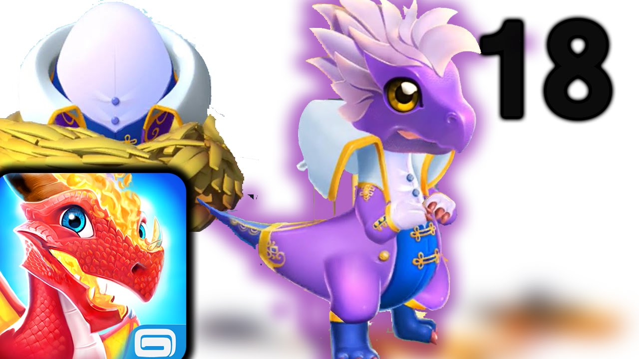 Dragon Mania Legends How To Breed Regal Dragon Episode 18 Youtube