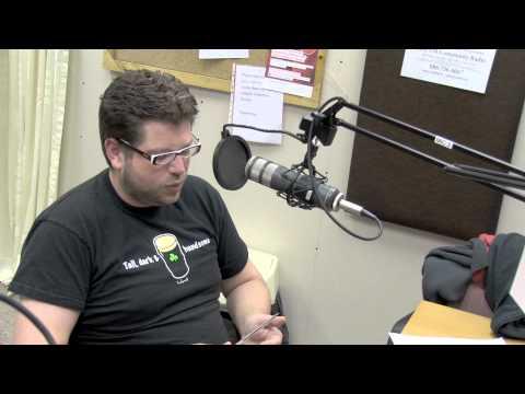 Karl Rooney on Cork FM.mov