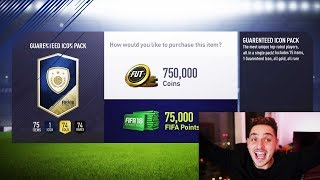 NEW WORLDS GREATEST EVER PACK IN FIFA 18 HISTORY
