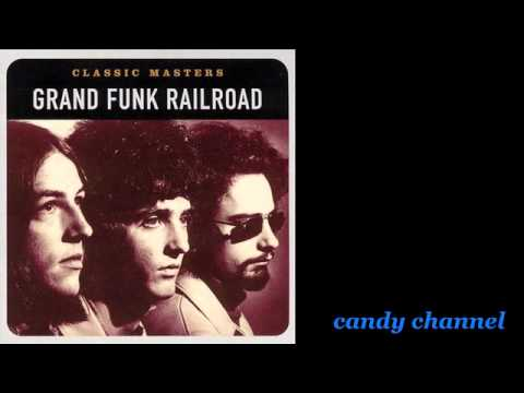 Grand Funk Railroad - Greatest Hits  (Full Album)