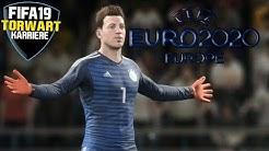 EM 2020 LIVE! 🏆 Fifa 19 Torwart Spielerkarriere Studio