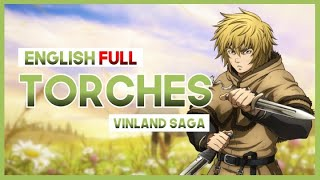 "【mew】""Torches"" FULL By Aimer ║ Vinland Saga ED ║ ENGLISH Cover & Lyrics エメ"