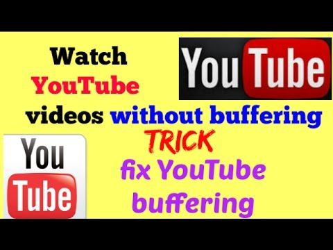 How to watch Youtube videos without buffering (TRICK) | how to play video without buffering trick