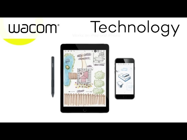 Apple Pencil power comes to iPhone with Wacom Bamboo Sketch