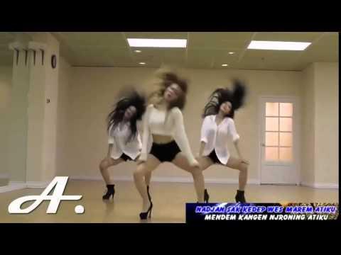 Wiwik Sagita - Mendem Kangen  Ver Dance