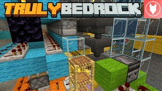 Truly Bedrock S1 : E13- Finishing the Lectern Shop!