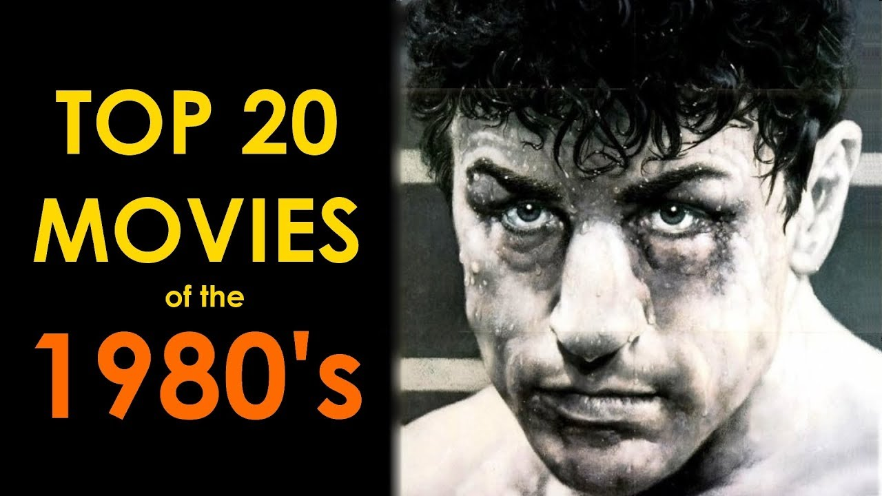IMDb Top 20 Movies of the 1980's !