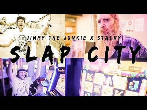 SLAP CITY - Jimmy Speed x Stalky - Produced by Jimmy The Gent