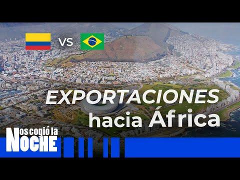 Por esta razón Brasil vende muchos productos en África - Nos Cogió La Noche