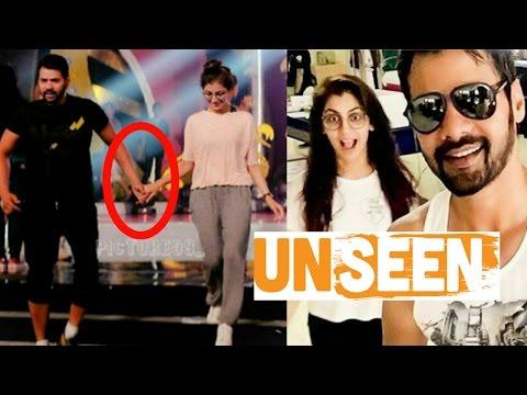 Shocking Unseen's of Kumkum Bhagya lead Couple Sriti And Shabbir (Abhi and Pragya)