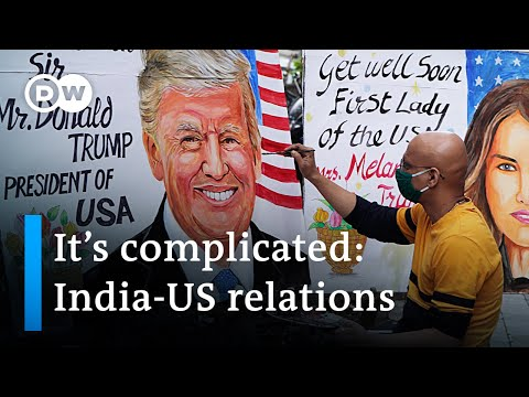 US elections: Where does India stand? | DW News