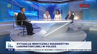 Rozmowy niedokończone: Sytuacja medycznej diagnostyki laboratoryjnej w Polsce