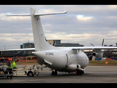Sun Air | D328 Prop | LCY-BLL | Euro Traveller