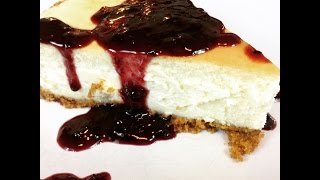 Ava's Flava Episode 139 New York-style  Cheesecake!
