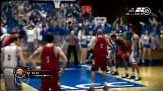 NCAA March Madness 07 Intensity Control