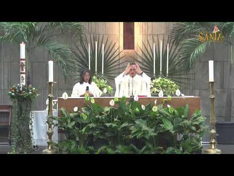 Livestream Misa Kerahiman Ilahi Minggu Paskah Ke 2 19 April 2020 Gereja Santa Perawan Maria Ratu Youtube