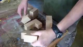 Make A Wood Cube Puzzle