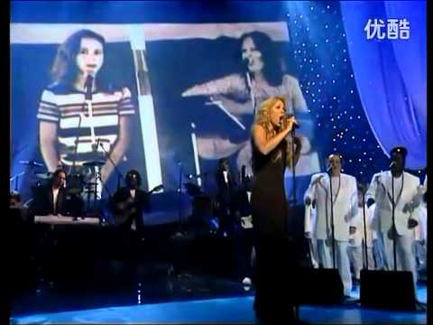 (HD) Mariah Carey - Through The Rain (live at AMA's 2003)