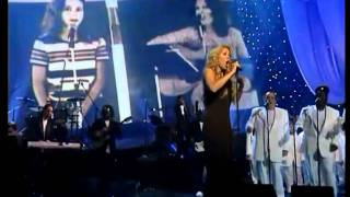 (HD) Mariah Carey - Through The Rain (live at AMA