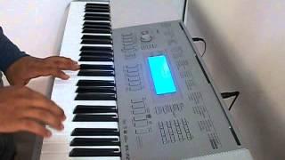No Merecia Tanto Amor - Jesus Adrian Romero (Solo Piano Cover)