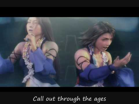 Final Fantasy X-2: Yuna & Lenne [1000 words] with lyrics
