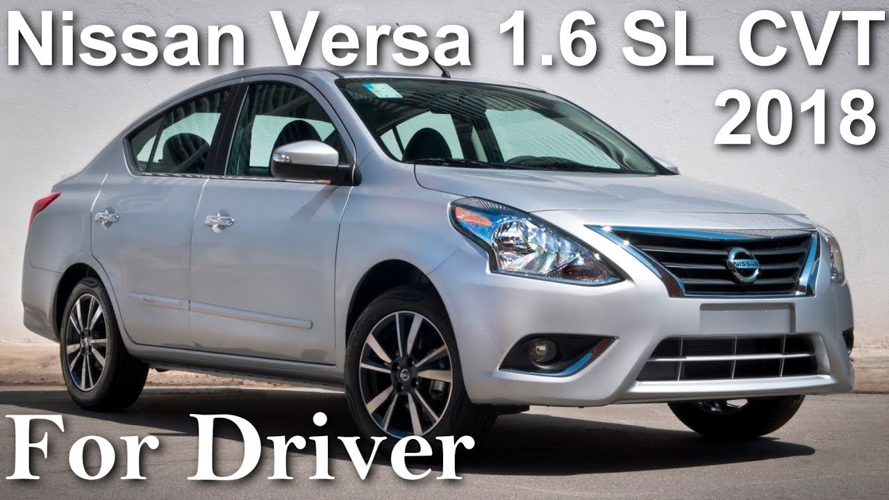 Nissan Versa 1 6 Sl Cvt Xtronic 2018 Todos Os Detalhes