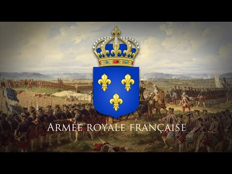Military Marches of the French Royal Army (1652–1830)
