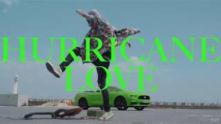 SWAY D - 'HURRICANE LOVE' Music Video