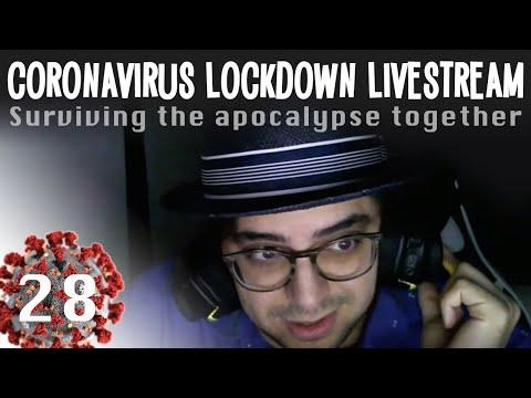 Coronavirus Lockdown Livestream 28 - June 3, 2020