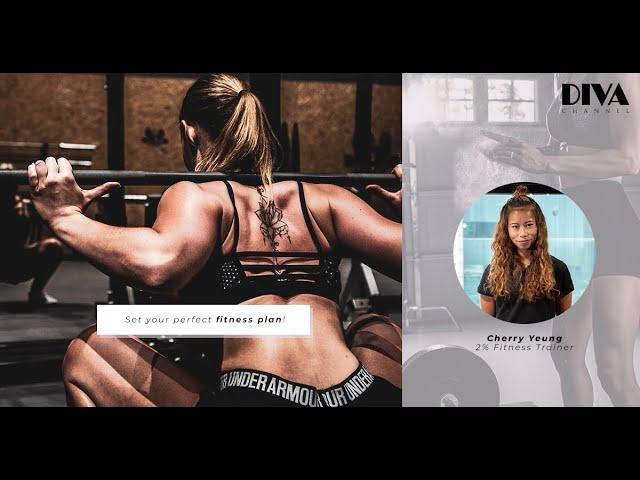 新手一定要跟Personal Trainer?重訓、帶氧運動如何分配?教練分享制訂健身計劃重點!