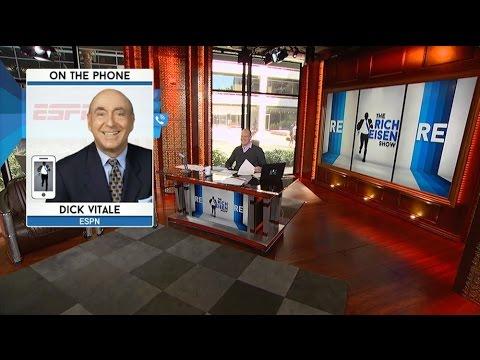 ESPN Dick Vitale Talks Dean Smith on The RES - 2/12/15