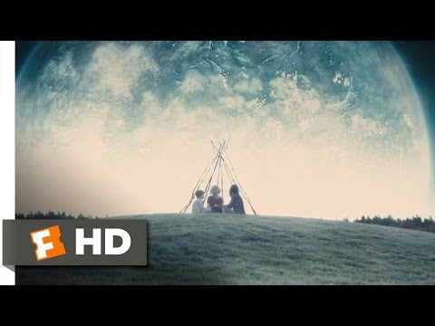 Melancholia (12/12) Movie CLIP - At World