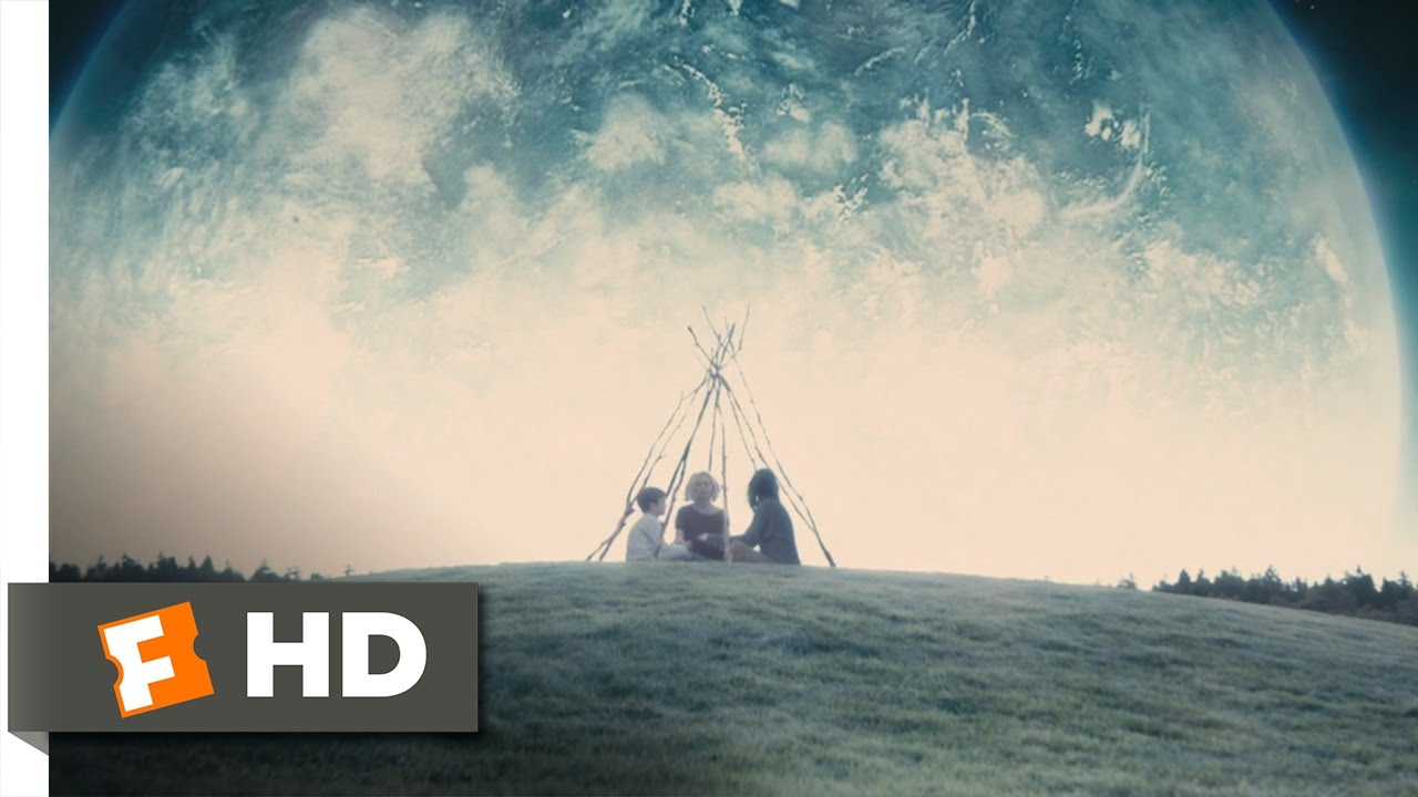 Melancholia (12/12) Movie CLIP - At World's End (2011) HD