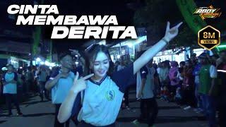 DJ CINTA MEMBAWA DERITA || TERBARU 2021 - Andra Respati
